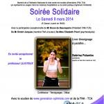 soirée solidaire clamart 8 mars 2014 troubles alimentaires