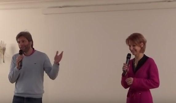Interview de Sandra et Olivier Stettler - fondateurs de l'institut de thérapies holistiques Cassiopée