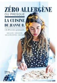 « Zéro allergène » : un livre de cuisine 100 % plaisir !
